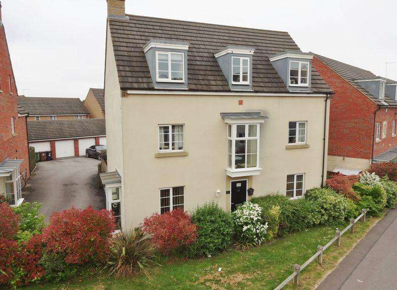 5 Bedrooms Detached House for sale in Freshwater Road, Hampton Vale, Peterborough