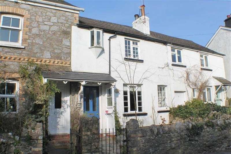 2 Bedrooms Semi Detached House for sale in Wesley Terrace, Ipplepen, Devon, TQ12