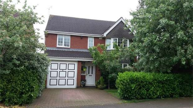 4 Bedrooms Detached House for sale in Turnley Road, South Normanton, Alfreton, Derbyshire
