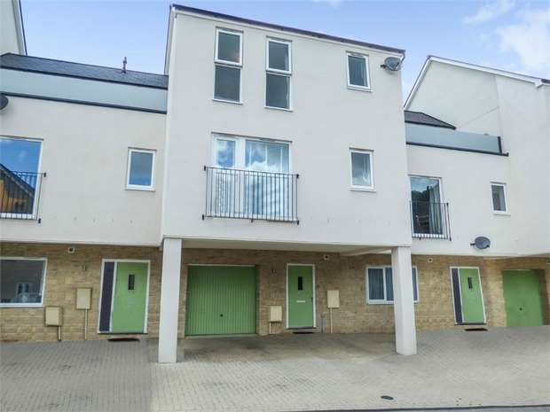4 Bedrooms Town House for sale in Vicarage Drive, Mitcheldean, Gloucestershire
