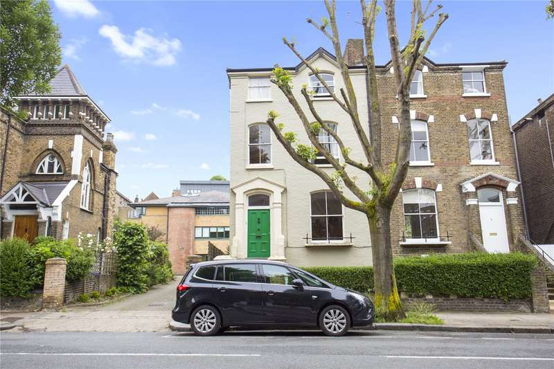 6 Bedrooms End Of Terrace House for sale in Burghley Road, London, NW5
