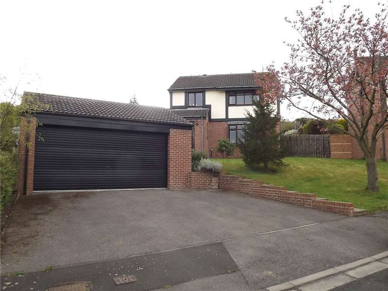 3 Bedrooms Detached House for sale in Lindisfarne Road, Newton Hall, Durham, DH1