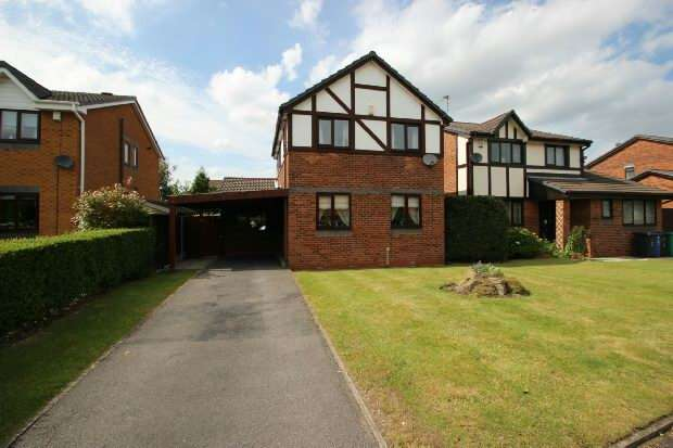 3 Bedrooms Detached House for sale in Dorchester Drive, MANCHESTER
