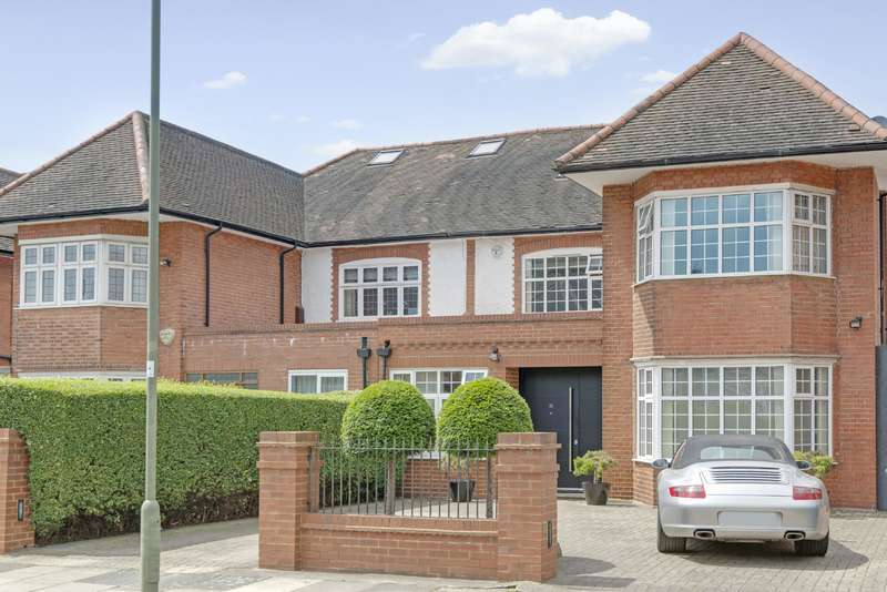 6 Bedrooms House for sale in Hocroft Road, The Hocrofts
