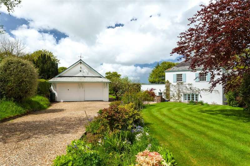 6 Bedrooms Semi Detached House for sale in Little Silver, Stevenstone, Torrington, Devon, EX38