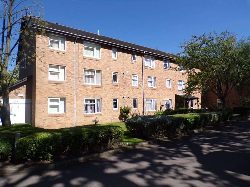 1 Bedroom Ground Flat for sale in Guardian Court, Yardley