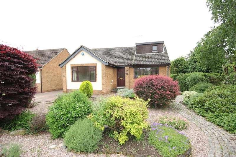 3 Bedrooms Detached Bungalow for sale in Back Lane, Hilton, Derby