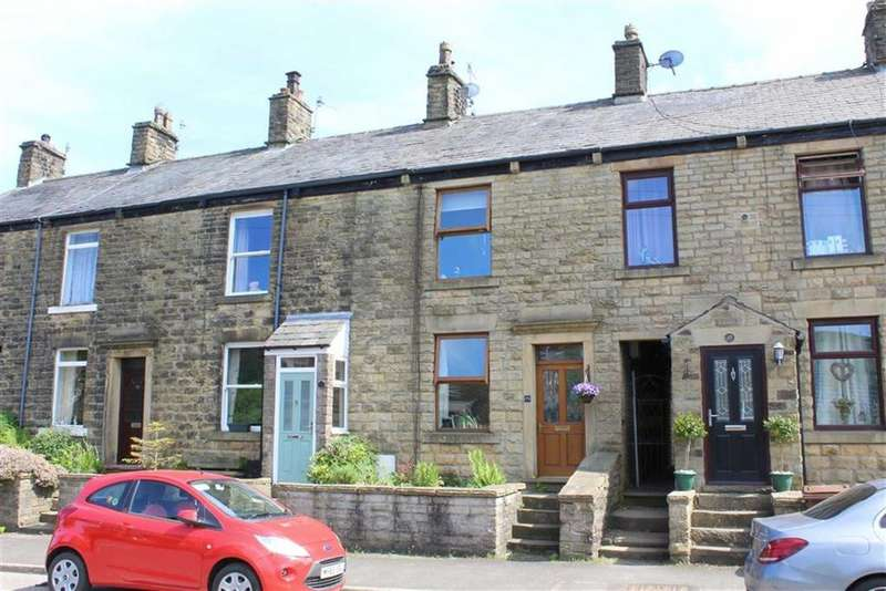 3 Bedrooms Terraced House for sale in New Mills Road, Birch Vale, High Peak, Derbyshire