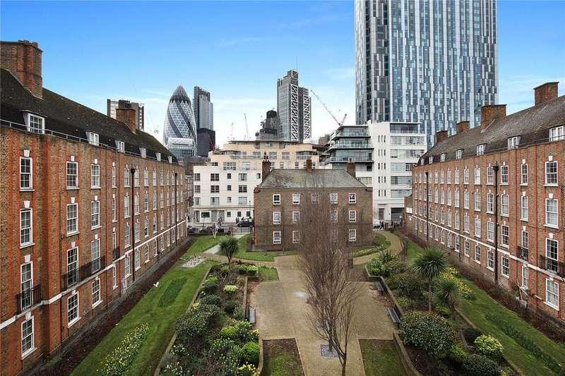 5 Bedrooms Flat for sale in Brune House, Bell Lane, Spitalfields, London E1