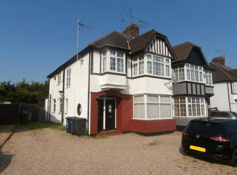 2 Bedrooms Maisonette Flat for sale in WATFORD WAY, MILL HILL, NW7 2QH