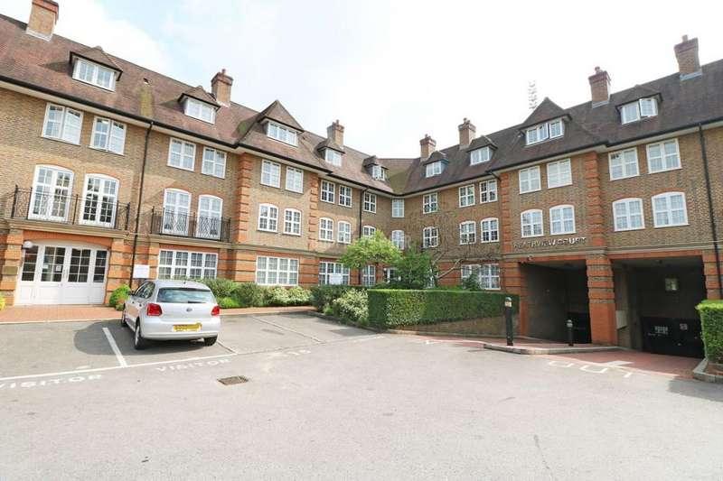 2 Bedrooms Apartment Flat for sale in Corringway, Hampstead Garden Suburb