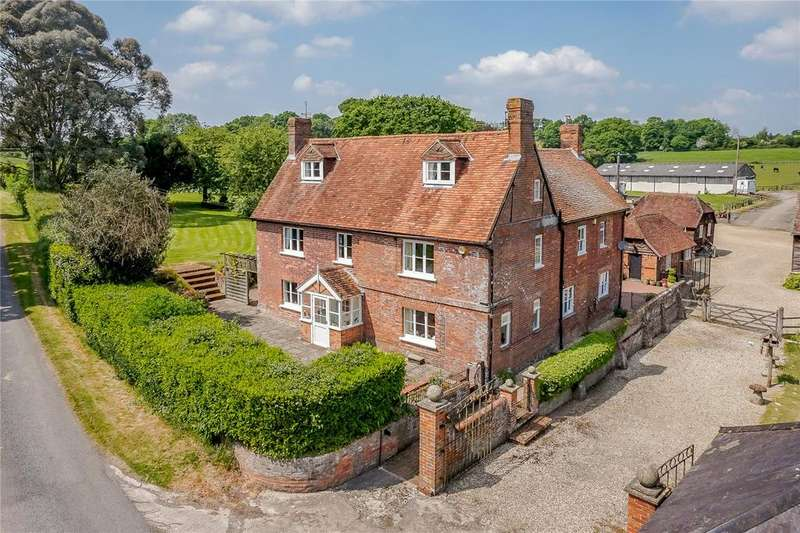6 Bedrooms Detached House for sale in Silchester, Silchester, Hampshire
