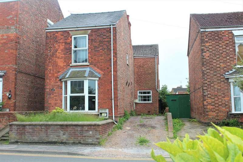 3 Bedrooms Detached House for sale in Tower Road, Boston, PE21