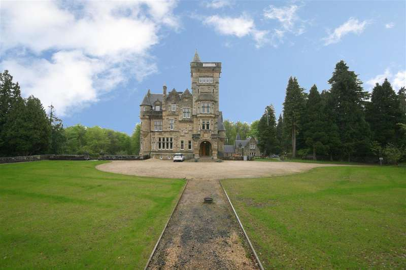 2 Bedrooms Apartment Flat for sale in The Mansion House, Dollar
