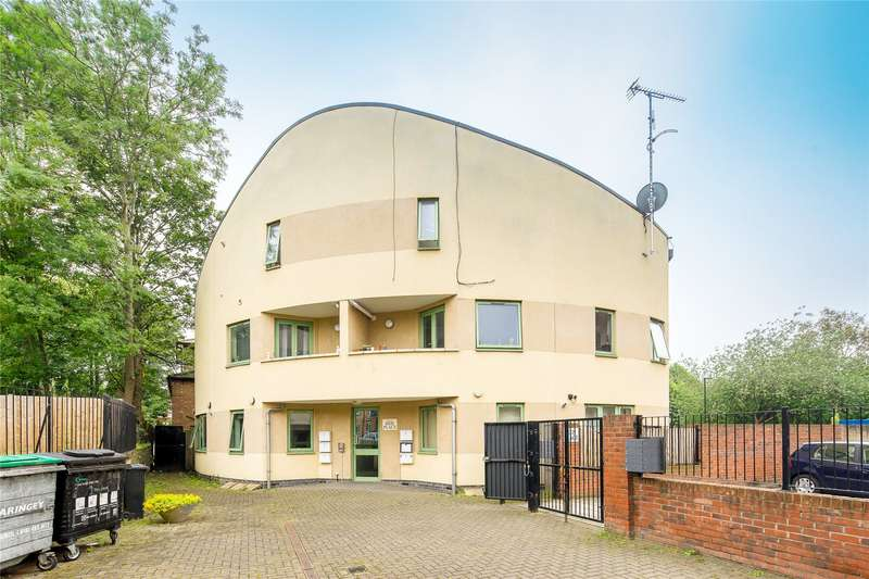 2 Bedrooms Flat for sale in Reis Place Talbot Road London