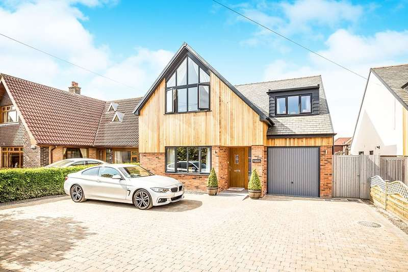4 Bedrooms Detached House for sale in Palace Hey, Ness, Neston, CH64