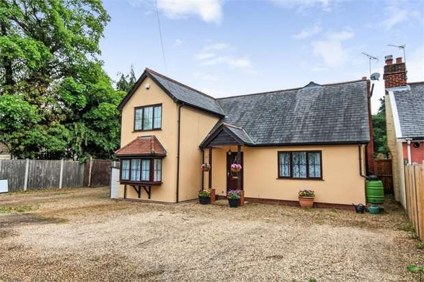 4 Bedrooms Detached House for sale in Bounstead Road, Blackheath, Colchester, Essex