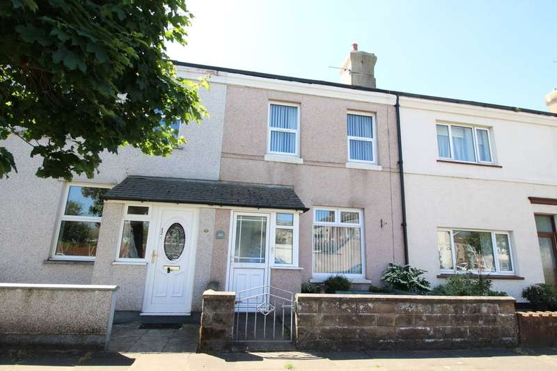 3 Bedrooms Property for sale in Esk Street, Silloth, Wigton, CA7