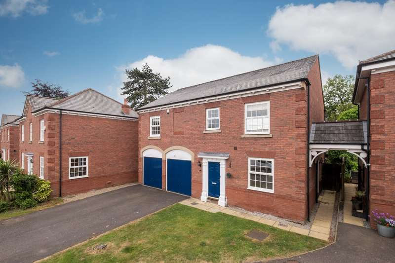 4 Bedrooms House for sale in 4 bedroom House Detached in Gorstage