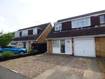 3 Bedrooms Semi Detached House for sale in Ainsdale Drive, Werrington, Peterborough, Cambridgeshire