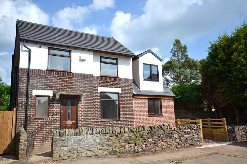 3 Bedrooms Detached House for sale in Pearson Street, Macclesfield