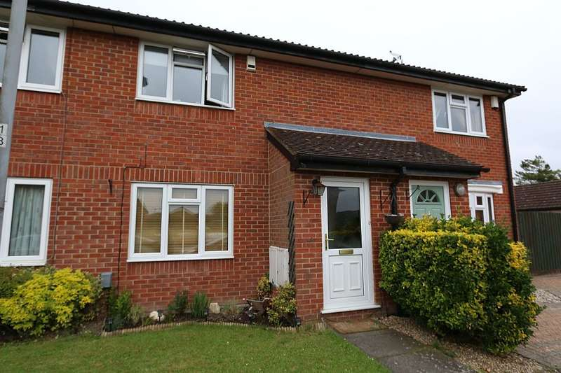 2 Bedrooms Terraced House for sale in Catesby Green, Luton, Bedfordshire, LU3 4DR