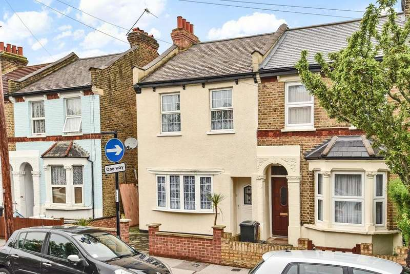 2 Bedrooms End Of Terrace House for sale in Sandown Road, South Norwood