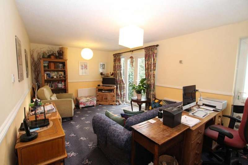 3 Bedrooms Terraced House for sale in South Meadow, Crowthorne, RG45