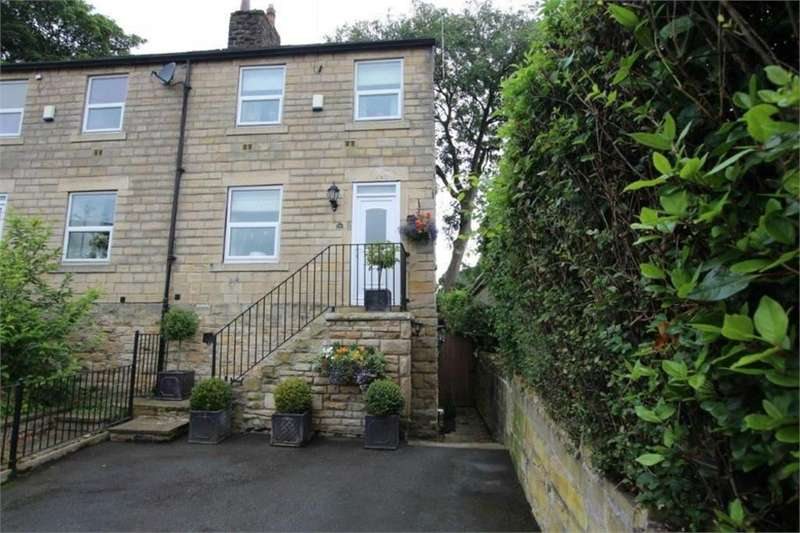 2 Bedrooms Semi Detached House for sale in Lower Lane, LITTLE GOMERSAL, West Yorkshire