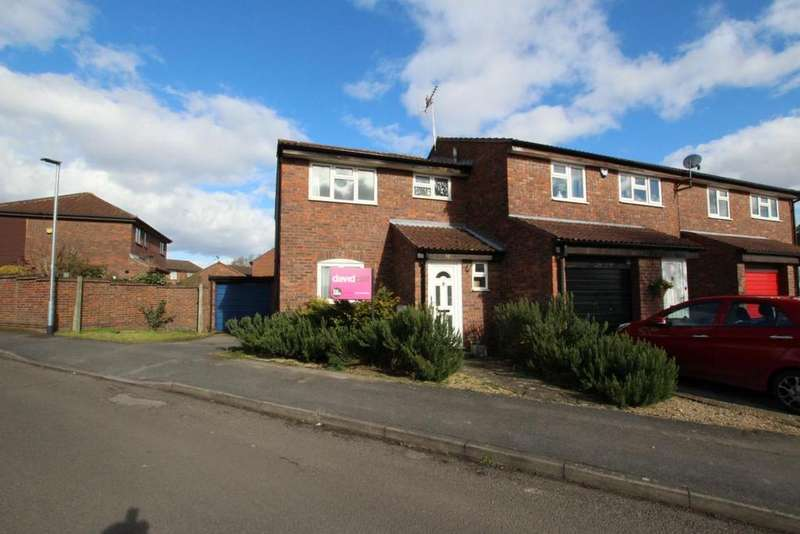 3 Bedrooms End Of Terrace House for sale in Tamar Way, Wokingham, RG41
