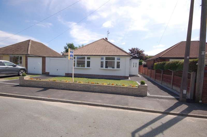 2 Bedrooms Detached Bungalow for sale in Heald Grove, Heald Green, Cheadle, Cheshire SK8