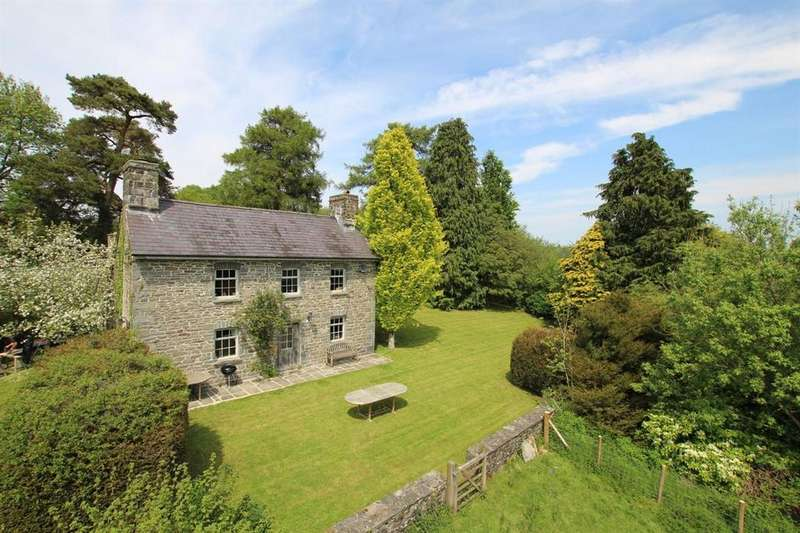 3 Bedrooms Detached House for sale in Garth, Llangammarch Wells, Powys, LD4