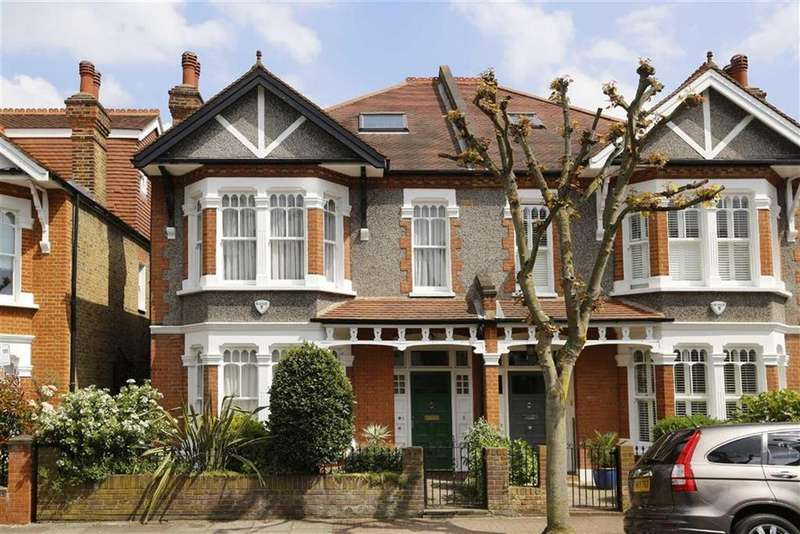 5 Bedrooms Semi Detached House for sale in Holroyd Road, Putney, SW15