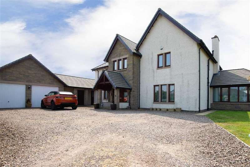 5 Bedrooms Detached House for sale in Craigie Hill, Drumoig