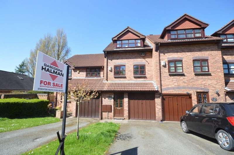 3 Bedrooms Semi Detached House for sale in Oak Wharf Mews, Birchdale Road, Appleton