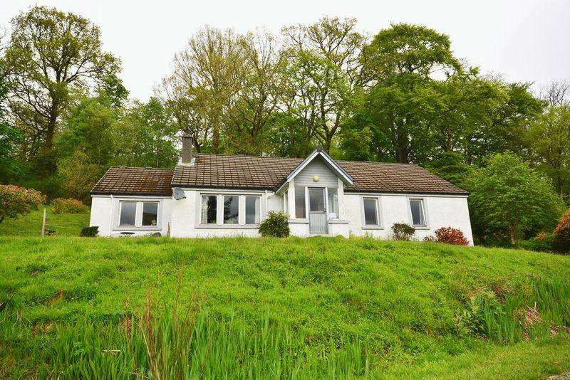 4 Bedrooms Bungalow for sale in Balquhidder, Lochearnhead