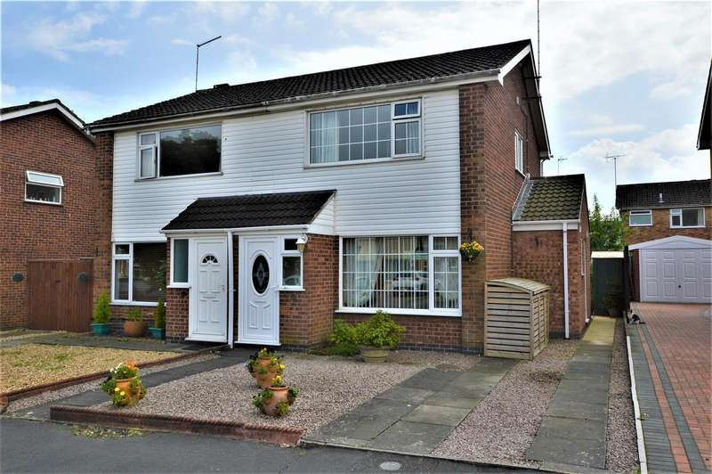3 Bedrooms Detached House for sale in Aberdeen Close, Stamford