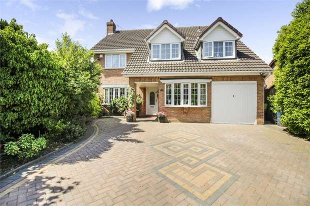 4 Bedrooms Detached House for sale in Killerton Park Drive, West Bridgford, Nottingham
