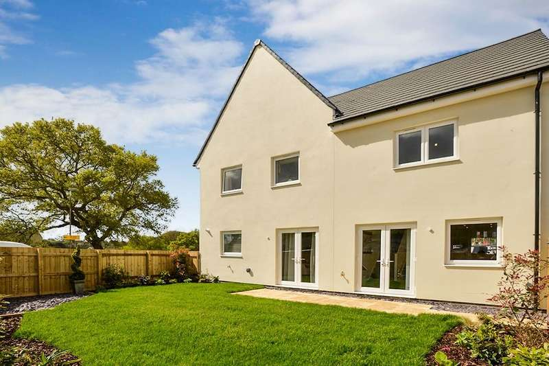 3 Bedrooms Semi Detached House for sale in Poets Corner Chaucer Way, Plymouth, PL5