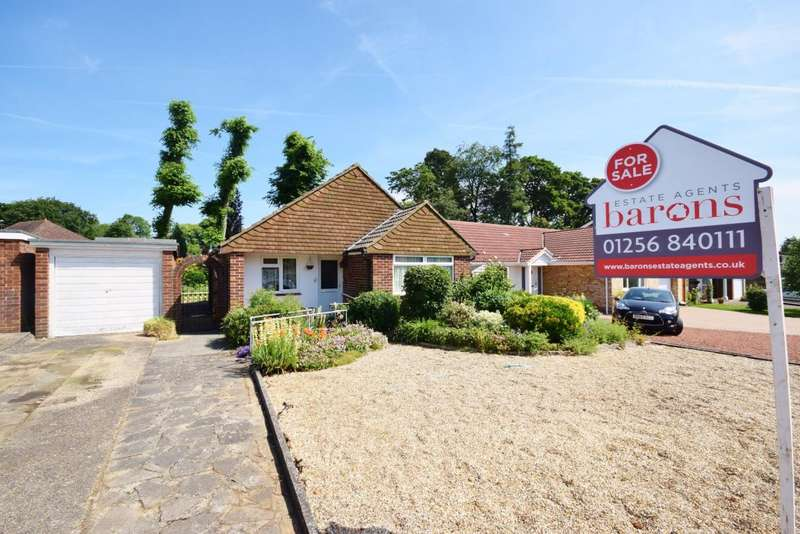 3 Bedrooms Bungalow for sale in Foyle Park, Basingstoke, RG21