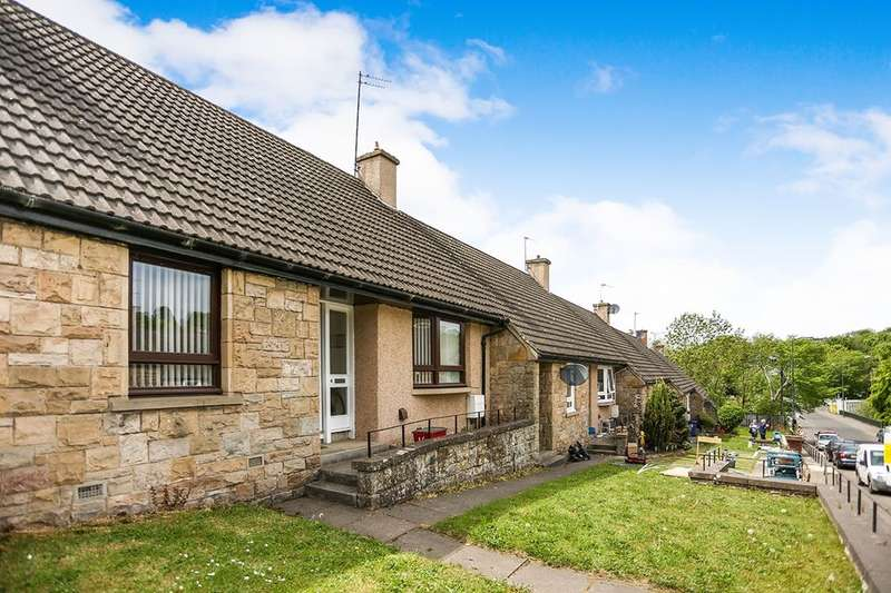 2 Bedrooms Semi Detached Bungalow for sale in Powdermill Brae, Gorebridge, EH23