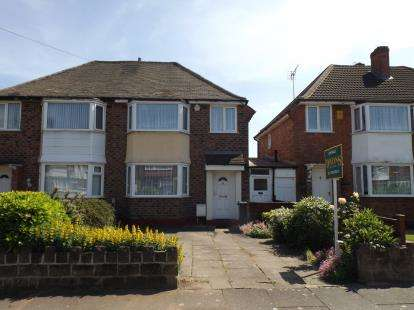 3 Bedrooms Semi Detached House for sale in Falmouth Road, Hodge Hill, Birmingham, West Midlands