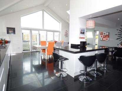 5 Bedrooms Bungalow for sale in Glanffynnon, Llanrug, Caernarfon, Gwynedd, LL55