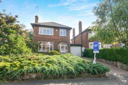 3 Bedrooms Detached House for sale in Sandy Lane, Chester, Cheshire, CH3