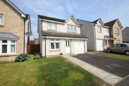 3 Bedrooms Detached House for sale in Lochty Park, Kinglassie