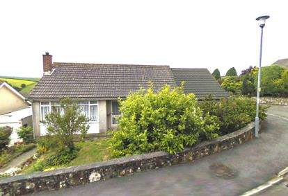 Bungalow for sale in Probus, Truro, Cornwall