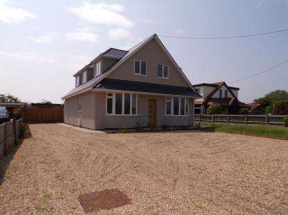5 Bedrooms Detached House for sale in Basildon, Essex