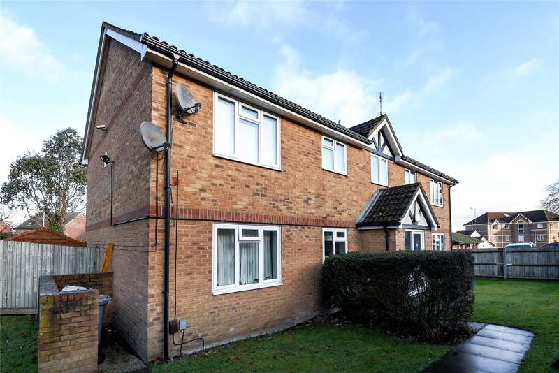 2 Bedrooms Apartment Flat for sale in Groveland Place, Reading, Berkshire, RG30