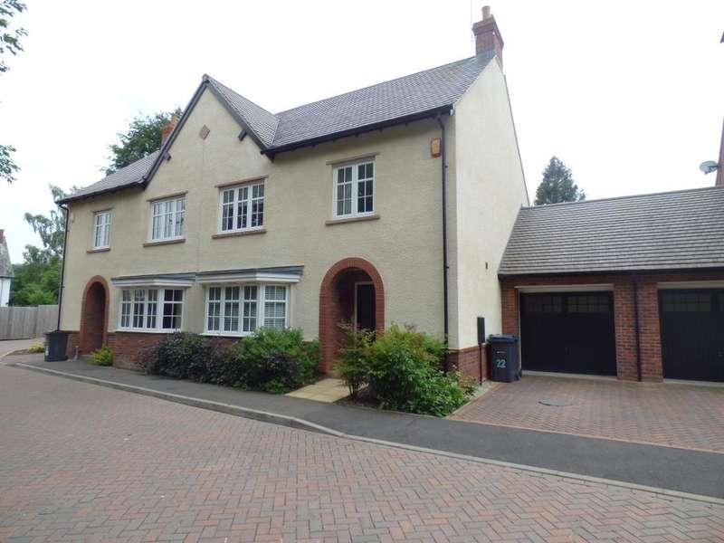 4 Bedrooms Semi Detached House for sale in Winterbourne Lane, Harborne, Birmingham, B17 9DJ