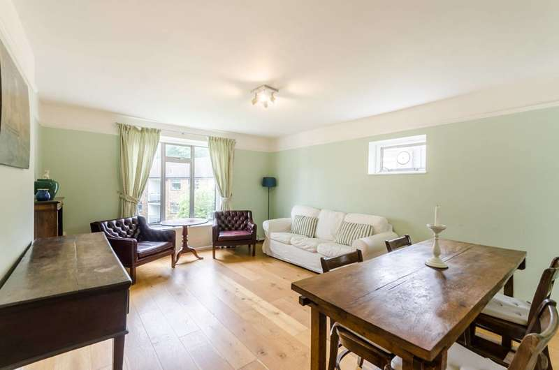 2 Bedrooms Flat for sale in Alwyne Road, Canonbury, N1